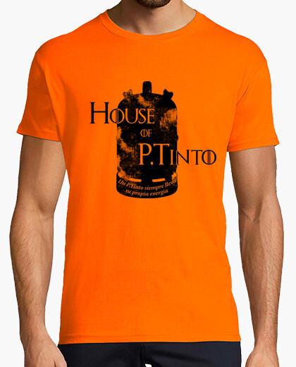 Camiseta House of P. Tinto