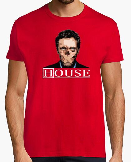 Camiseta House Rojo