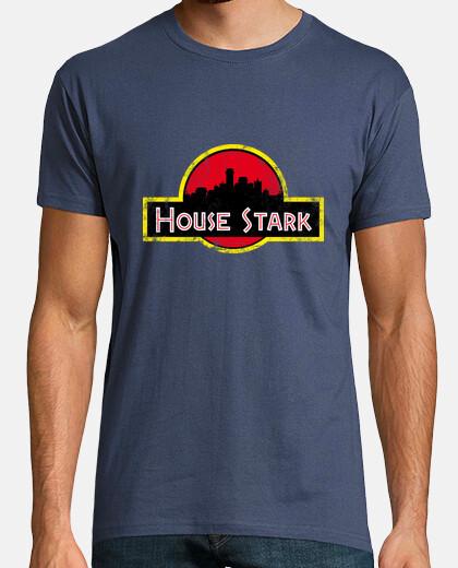 Camisetas House Stark Vintage