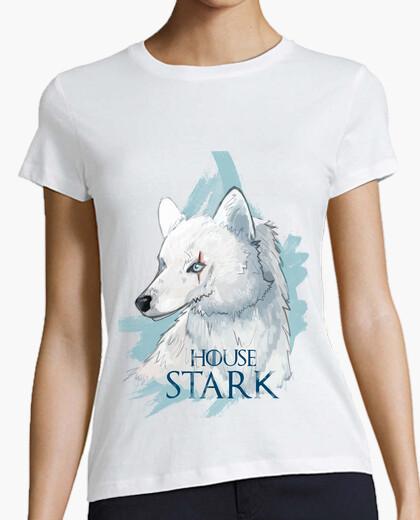 Camiseta HOUSE STARK WOMEN