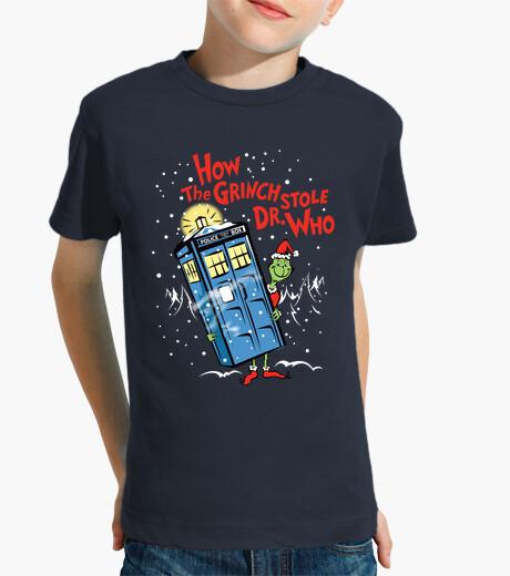 How The Grinch Stole Dr Who Children S Clothes 925924 Tostadora