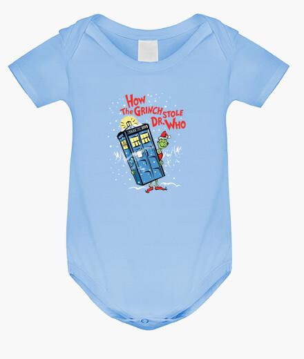 How The Grinch Stole Dr Who Kids Clothes 925925 Tostadora Com
