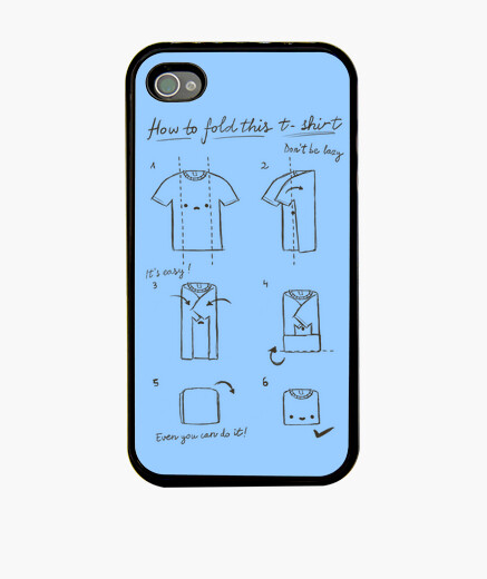 Funda iPhone How to fold this case