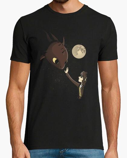 How train your Smaug dragon- Camiseta hombre