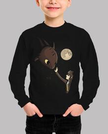 How train your Smaug dragon- Camiseta niño