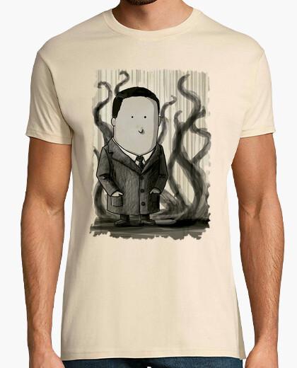 Camiseta Howard P. Lovecraft By Calvichi's