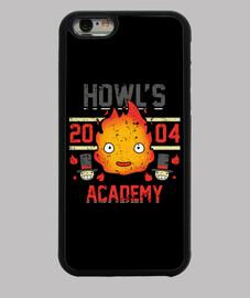 howl's academy