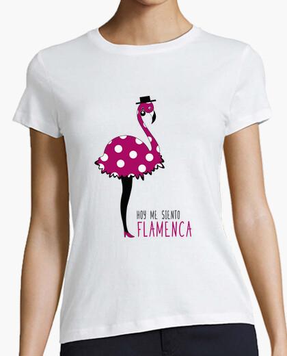 Camiseta Hoy me siento flamenca