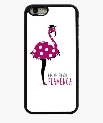 Funda iPhone 6 / 6S Hoy me siento flamenca