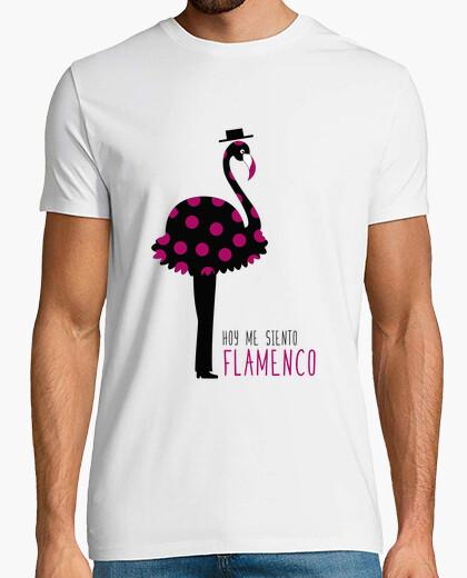 Camiseta Hoy me siento flamenco