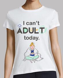 Hoy no me siento adulta