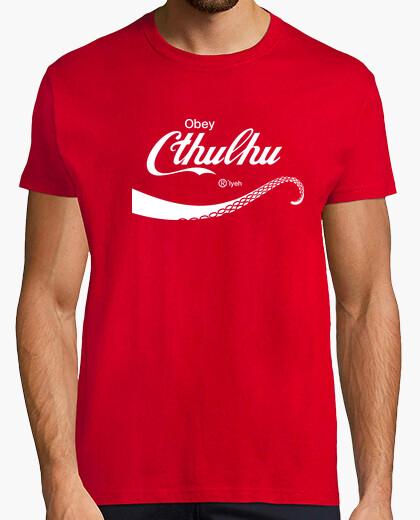Camiseta H.P. Lovecraft Cthulhu