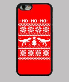 hässliche weihnachtss dino iphone 6