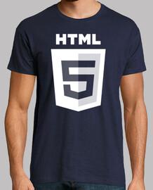 HTML 5 (White)