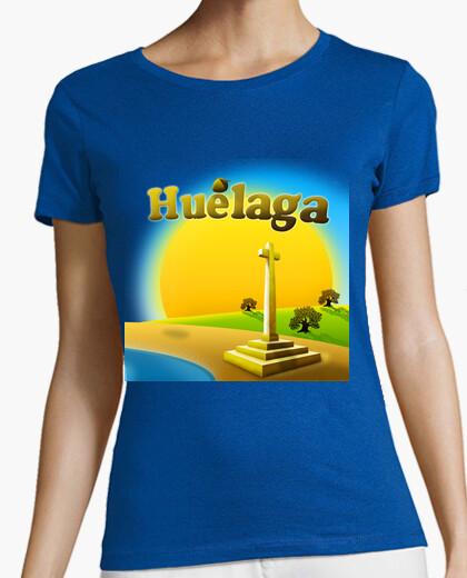 Camiseta Huelaga Tirantes Chica