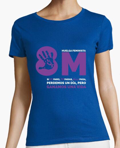 Camiseta Huelga feminista 8M