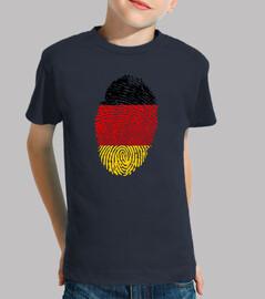 Huella Alemania