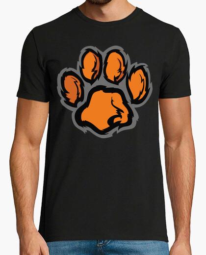 Camiseta Huella Animal