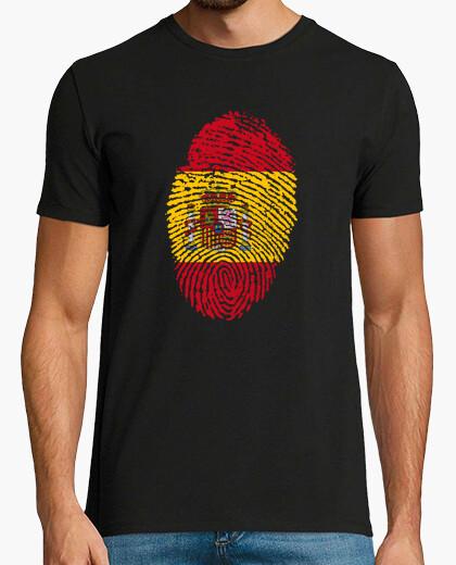 Camiseta Huella española