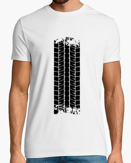 Camiseta Huella Neumatico