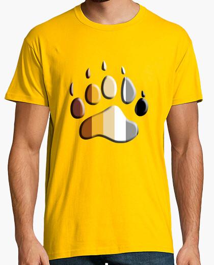 Camiseta Huella oso