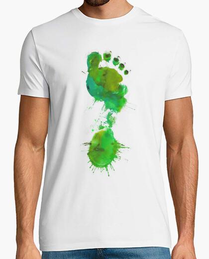 Camiseta Huella Pie Gigante