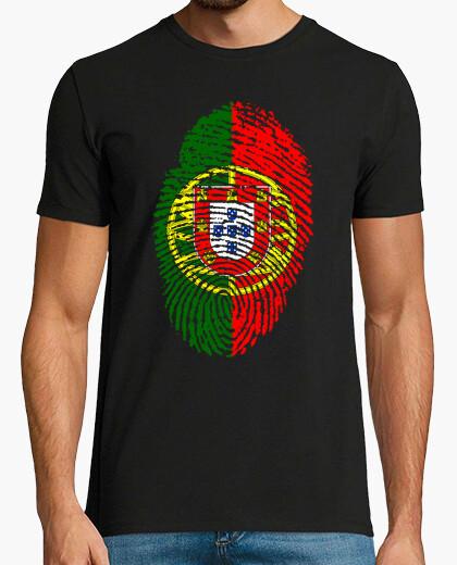 Camiseta Huella Portugal