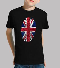 Huella Reino Unido