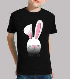 Huevo Conejo de Pascua / Feliz Pascua