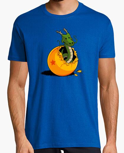 Camiseta Huevo de dragon