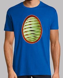 Huevo en espiral