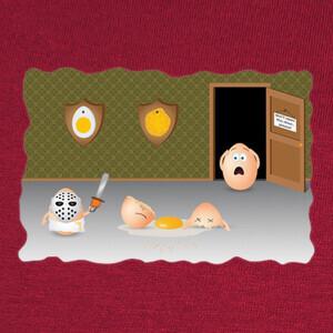 T-shirt huevo psico