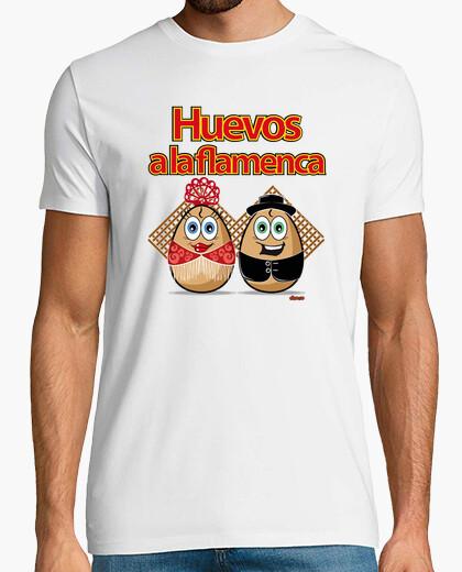 Camiseta Huevos a la flamenca