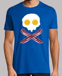 Huevos e Pancetta (Bandiera Pirata)