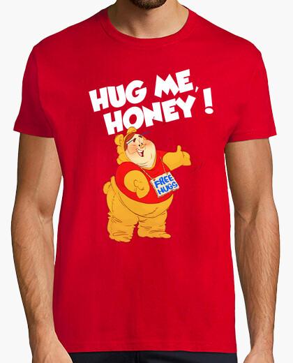 Camiseta Hug me, honey!