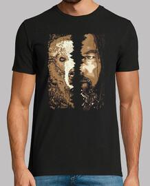 Hugh Glass y Oso Grizzly (El Renacido)