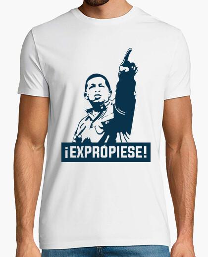 Camiseta Hugo Chavez - ¡EXPRÓPIESE!