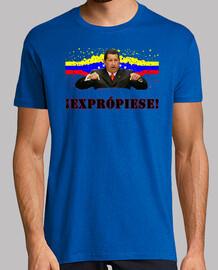 Hugo Chavez exprópiese