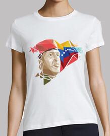 Hugo Chávez. Polígonos