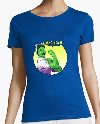 Tee-shirt hulka la riveteuse