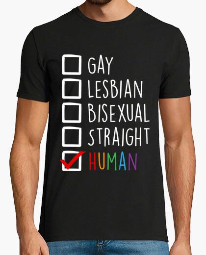 Camiseta Human!