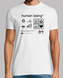human being sencillo