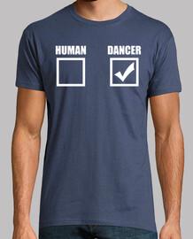 human o ballerina? (boy)