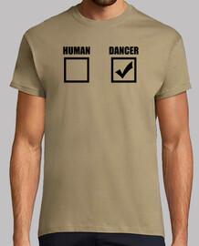 human or dancer? (boy)