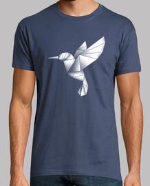 hummingbird origami h