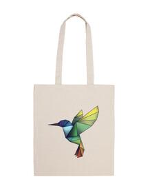 hummingbird prism bag