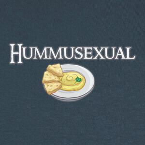 Tee-shirts Hummusexual