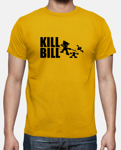 humor kill bill camiseta
