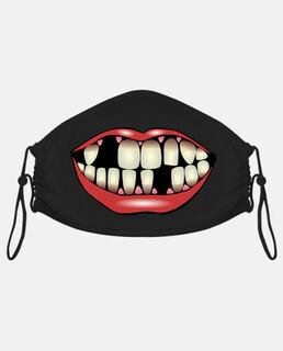 humor mouth teeth