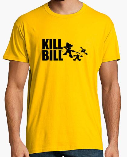 Tee-shirt humour tee shirt kill bill